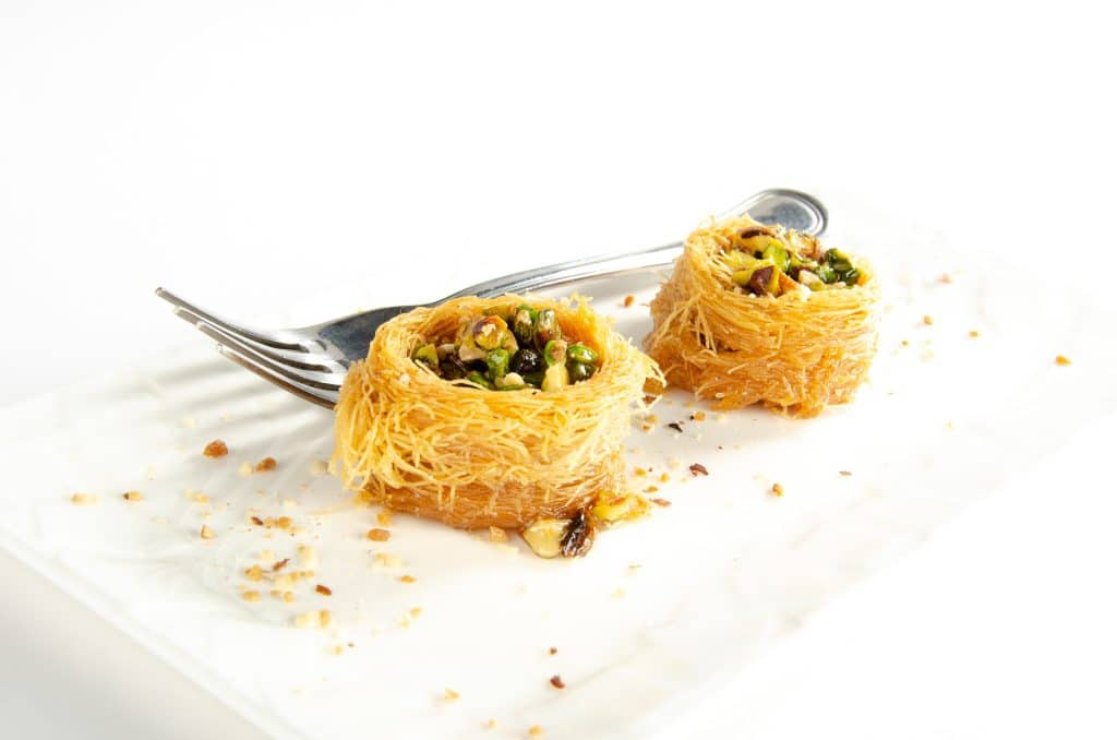 Bourma dessert libanais ©Sacha Charles Martin